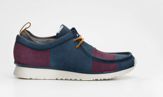 "Clarks x Wood Wood Spring/Summer 2014 ""Tawyer"""