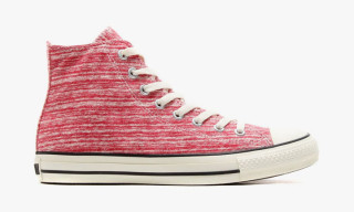 "Converse Japan Spring/Summer 2014 Chuck Taylor All Star ""Summer Knit"""