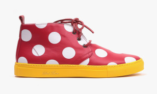 "Del Toro x Disney ""Minnie Mouse"" Limited Edition Alto Chukka"