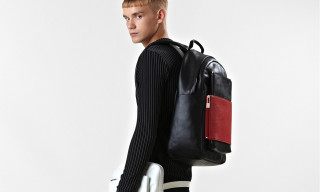 Eastpak x Nicomede Talavera Spring/Summer 2014 Collection