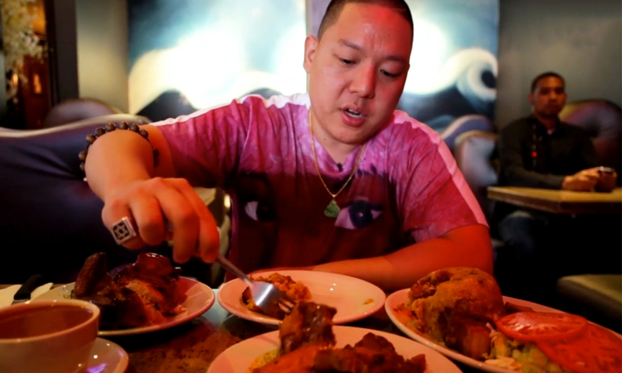 Watch Eddie Huang S Three Part Visit To New York City In