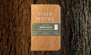 "Field Notes Spring 2014 ""Shelterwood"" Memo Books"