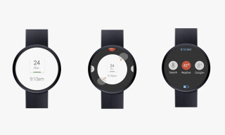A First Look at Google's LG-Made Smartwatch