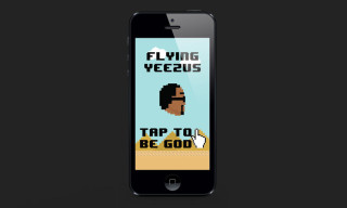 Kanye West Gets His Own Version of 'Flappy Bird'