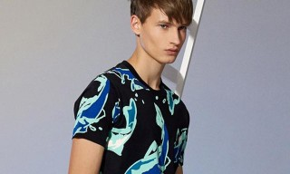 """KENZO Spring/Summer 2014 """"Fish"""" Collection"""