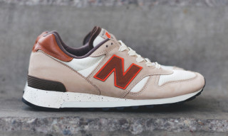 New Balance Made in USA 1300 Brown/Cream