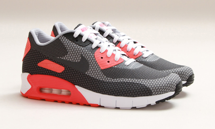 nike air max 90 x jacquard infrared spectroscopy
