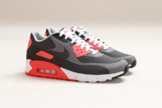 Nike air max 90 jacquard infrared highsnobiety for Garden shed tyler the creator sample
