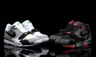 Nike Air Trainer 1 Low ST 'Safari' Pack
