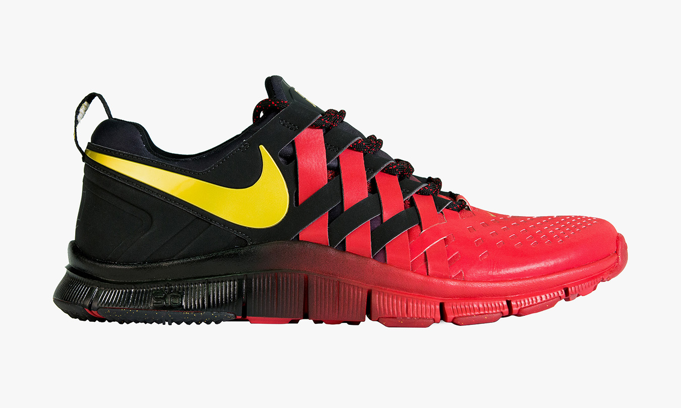 nike free trainer 5 0 team jones highsnobiety. Black Bedroom Furniture Sets. Home Design Ideas