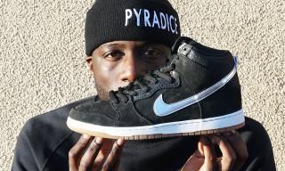 "Nike SB x Nigel Sylvester Dunk High ""S.O.M.P."""