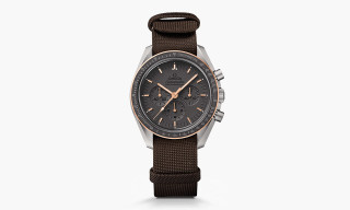OMEGA Speedmaster Apollo 11 45th Anniversary and Seamaster 300 Master Co-Axial