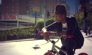 Pharrell Williams and Nigel Sylvester Discuss BMX Culture in the Streets of Los Angeles