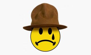 "Listen to Pharrell's ""Happy (Woodkid Sad Remix)"""