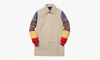 PHENOMENON Spring/Summer 2014 Ethnic Shop Coat