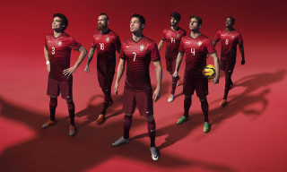 Portugal Unveils New Nike Home Kit for 2014 World Cup