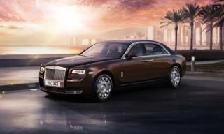 Rolls-Royce Unveils the Ghost Series II