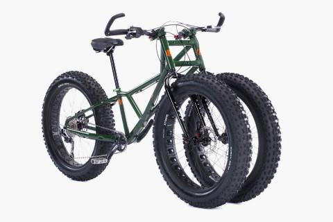 Make Way for the Rungu Juggernaut Trike