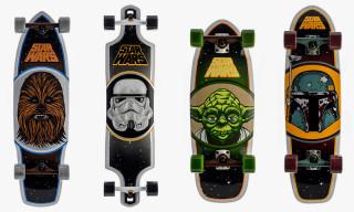 Santa Cruz Skateboards x Star Wars 2014 Collection