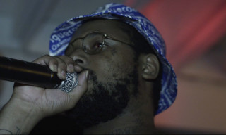 Watch ScHoolboy Q Perform at the 'Oxymoron' BornxRaised Album Launch Party