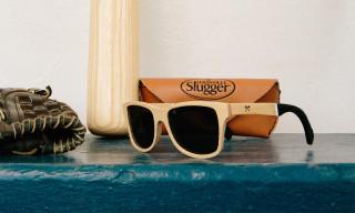 Shwood x Louisville Slugger Shades