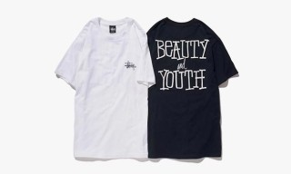 Beauty & Youth x Stussy Spring/Summer 2014 Capsule Collection