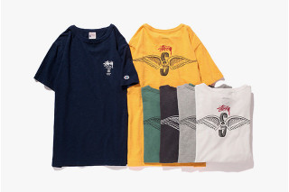 """Stussy x Champion Spring Summer 2014 """"Rochester"""" Collection ... 186bd920e21"""