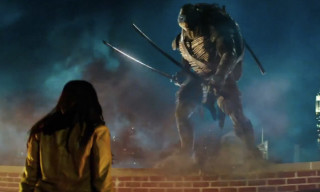 Watch the First Official Trailer for 'Teenage Mutant Ninja Turtles' starring Megan Fox