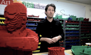The Hundreds Visit LEGO Artist Nathan Sawaya at his LA Studio