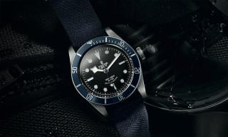 "Tudor Heritage Black Bay ""Midnight Blue"""