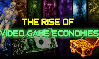 The Rise of Video Game Economies