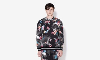 3.1 Phillip Lim Embroidered Long-Sleeved Pullover