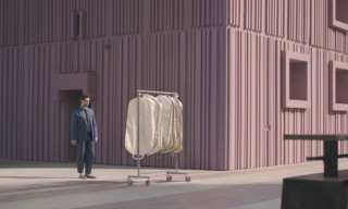 "Watch Hermès' ""Man On The Move"" Short Film"