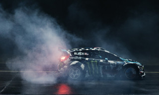 "Watch Ken Block in the Teaser Trailer for ""Titanium Strong Blackout"""