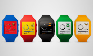 Nooka x DC Comics Watch Range