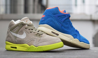 "Nike Air Tech Challenge II ""Suede"" Pack"