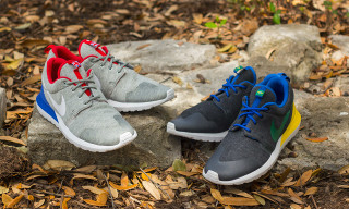 "Nike Roshe Run NM W SP ""England"" and ""Brazil"""