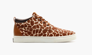 UBIQ x Foot Patrol Fatima Mid Giraffe
