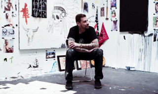 "Watch Artist Wes Lang Talk About His Craft in ""The Studio"""
