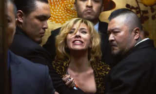 Watch the First Official Trailer for Luc Besson's 'Lucy' starring Scarlett Johansson