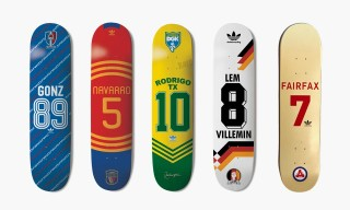 "adidas Skateboarding ""Skate Copa"" Decks"