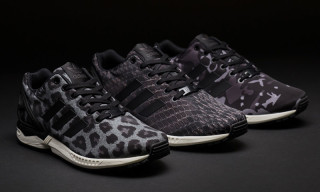 adidas Originals ZX Flux Pattern Pack – Sneakersnstuff Exclusive
