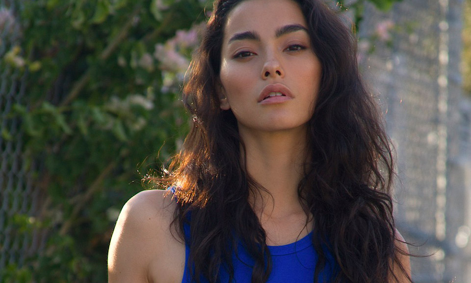 Adrianne Ho Models the Pigalle x Nike Collection ...