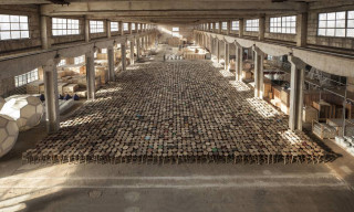 "Ai Weiwei ""Evidence"" at Martin-Gropius-Bau"