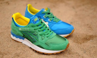 "ASICS Gel ""Brazil"" Pack"