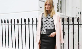 Street Style: Marie Hindkær Andersen in Stella Nova, Céline and Malene Birger