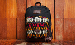 Benny Gold x Pendleton x JanSport Limited Edition Right Backpack