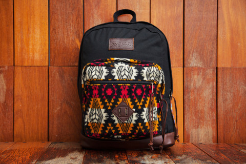 Benny Gold x Pendleton x JanSport Limited Edition Right Backpack ...