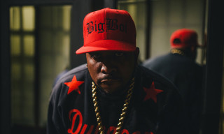 Big Boi x SSUR Snapback Cap