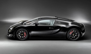 "Bugatti Revives the Legendary Type 8 ""Black Bess"""